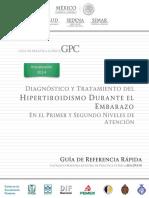 tirotoxicosis gpc