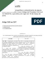 Artigo 520 ao 527 – Estudos do Novo CPC.pdf