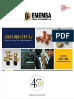 Brochure Línea Industrial