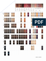 Schwartzkopf Igora Royal Colour Chart