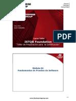 Fundamentos ISQTB