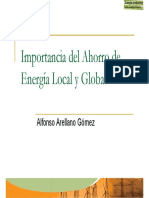 08. Importancia Del Ahorro de Energía Local y Global - JPR