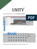 Introducción a Los Scripts de Unity