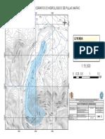 Mapa Topografico y Hidro