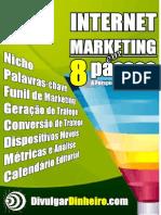 Internet Marketing Em 8 Passos