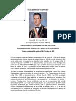 Rene Barrientos Ortuño