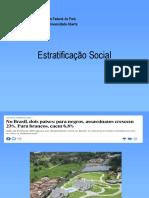 Estratificaçao Social