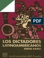Rama Angel - Los Dictadores Latinoamenricanos