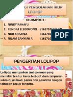 Ppt Lolipop Fix