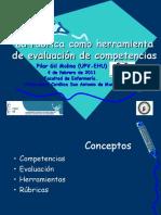 Rubrica Herramienta Evaluacion Pilar Gil JV