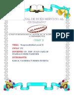 Responsabilidad II Cirugia