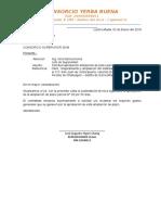 Carta N° 001-2018 ampliacion de plazo parcial 03