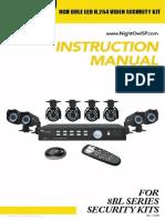 8BL45GB - Manual