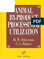 Ockerman and Hansen 2000, Animal by-product Processing & Utilization