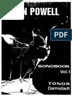 Baden Powell Songbook Vol 1