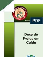 Doce de Frutas Em Calda