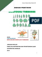 Penuntun Praktikum_Morfologi Tumbuhan.pdf