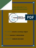 Micologuia y Vacuna Miguel 1