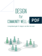 Design for Community Well Being Hester Van Zuthem 2014 Print