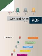 General Anastesi