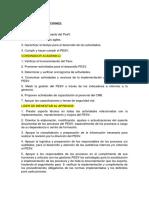 Roles y Funciones PESV