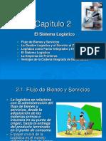Cap II El Sistema Logistico