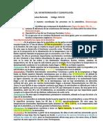 1º Examen Parcial de Meteorología y Climatología