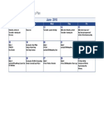 Calendar [DRAFT]