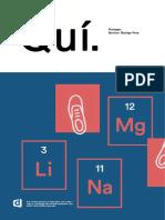 Quimica - Fazer Mapa Mental