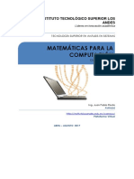 Guia Matematica Para Computacion