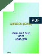 15 Laminación