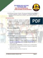 III Torneo de Ascenso Noveles 2018