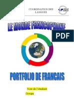 PORTFOLIOFRANÇAIS