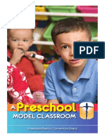 Preschool Model Classroom