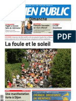 Le Bien Public 5 Septembre 2010