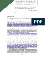 El Concepto de Heuristica, Martinez