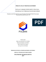 Cover Laporan Pte