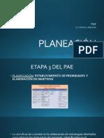 3.- PLANEACION