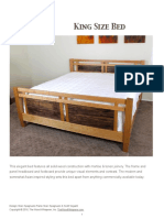 TWW King Size Bed
