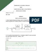 Sistemas de Control, simulación Simulink