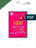 1000 Razones Para No Enamorarse - Hortense Ullrich