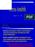(2) Kimia Analitik Kualitatif
