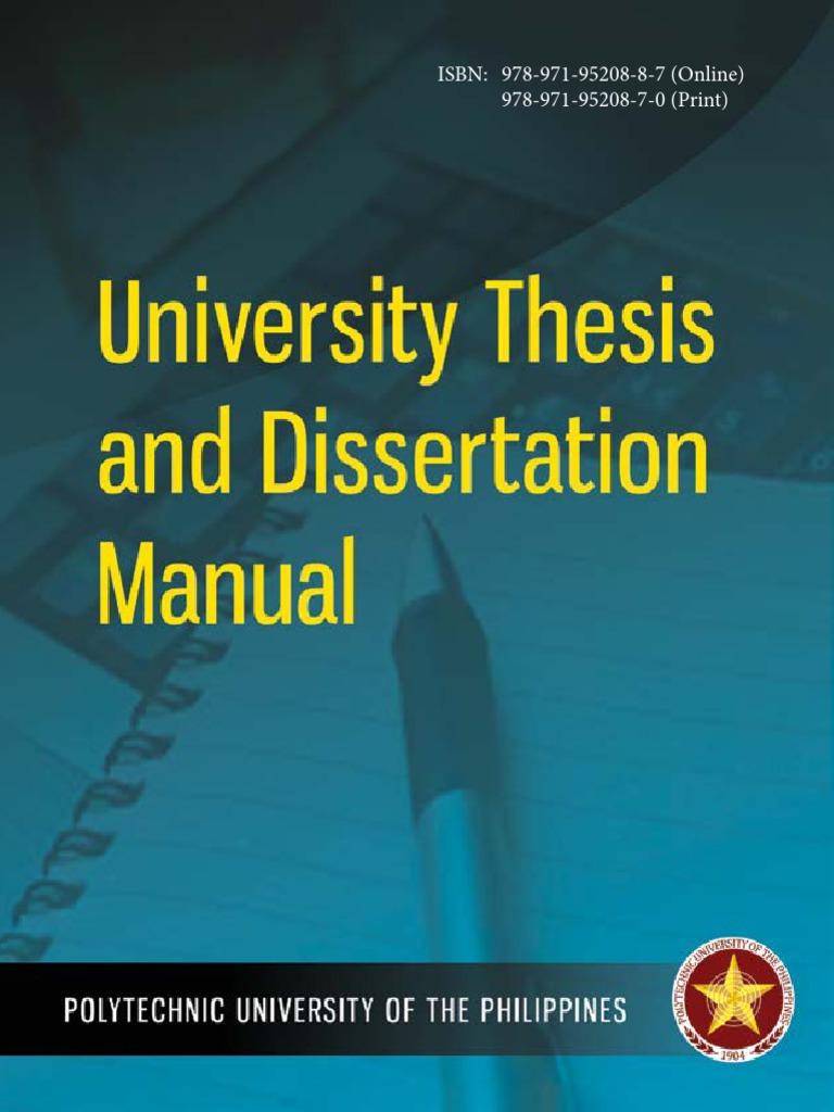 Phd dissertation experience