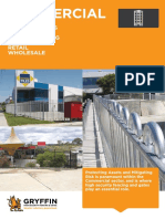 High Security Gates for Airports, Playground Fencing and More - Gryffin Pty Ltd