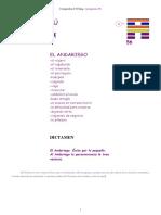 Hexagrama 56-Lü (El Andariego)