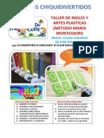 Taller de Ingles y Artes Plasticas