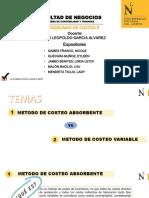 Expo Metodos Del Costeo