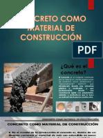 Concreto Como Material de Construccion Parte II
