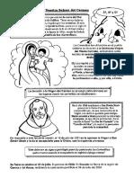Ficha de La Virgen Del Carmen