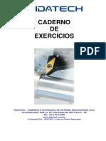 Caderno de Exercícios Do Aluno TORNO CNC